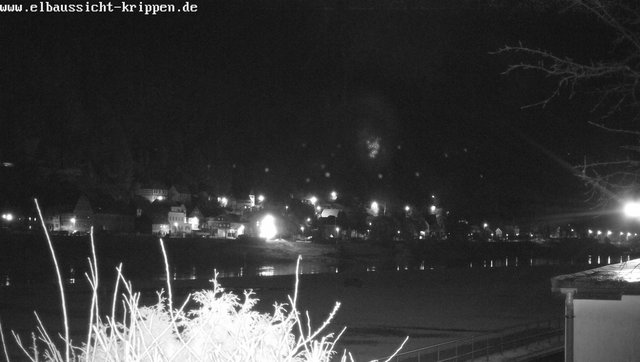time-lapse frame, Webcam in Bad Schandau Sächsische Schweiz webcam