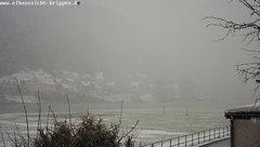 view from Webcam in Bad Schandau Sächsische Schweiz on 2019-01-09