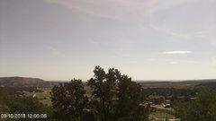 view from West Rabbit Gulch, Duchesne County, UT on 2018-09-10