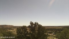 view from West Rabbit Gulch, Duchesne County, UT on 2018-09-13