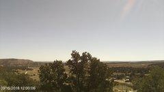 view from West Rabbit Gulch, Duchesne County, UT on 2018-09-15