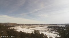 view from West Rabbit Gulch, Duchesne County, UT on 2018-12-14