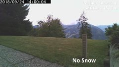 view from Verbier Snowcam2 on 2018-09-24