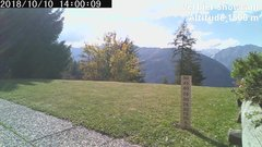 view from Verbier Snowcam2 on 2018-10-10