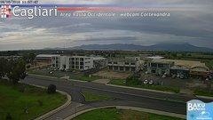 view from Sestu Cortexandra on 2018-10-18