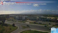 view from Sestu Cortexandra on 2019-01-28