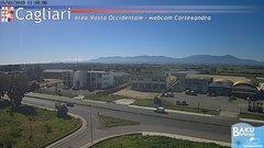view from Sestu Cortexandra on 2019-02-15