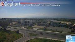 view from Sestu Cortexandra on 2019-02-21