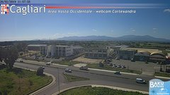 view from Sestu Cortexandra on 2019-02-26