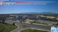 view from Sestu Cortexandra on 2019-03-16