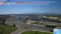 view from Sestu Cortexandra on 2019-03-25