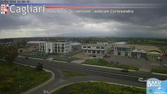 view from Sestu Cortexandra on 2019-04-23