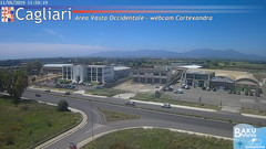 view from Sestu Cortexandra on 2019-05-11