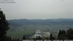 view from CAM-VZHOD-Žirk on 2018-10-15