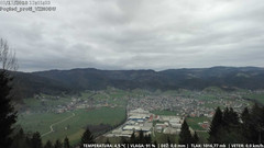 view from CAM-VZHOD-Žirk on 2018-12-02