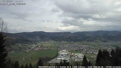 view from CAM-VZHOD-Žirk on 2018-12-09