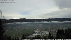 view from CAM-VZHOD-Žirk on 2018-12-10