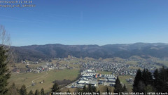 view from CAM-VZHOD-Žirk on 2019-02-07