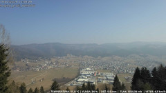 view from CAM-VZHOD-Žirk on 2019-02-19