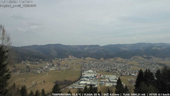 view from CAM-VZHOD-Žirk on 2019-03-04