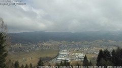 view from CAM-VZHOD-Žirk on 2019-03-05