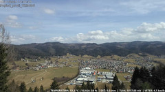 view from CAM-VZHOD-Žirk on 2019-03-06
