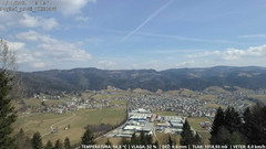 view from CAM-VZHOD-Žirk on 2019-03-09
