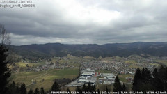 view from CAM-VZHOD-Žirk on 2019-03-17