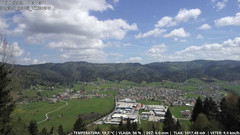 view from CAM-VZHOD-Žirk on 2019-04-25
