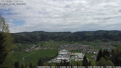 view from CAM-VZHOD-Žirk on 2019-05-06
