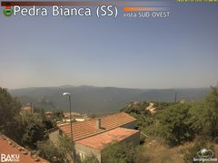 view from Pedra Bianca on 2018-07-15