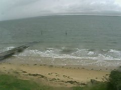 view from Cowes Yacht Club - North on 2018-08-13