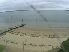 view from Cowes Yacht Club - North on 2019-02-15