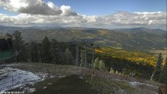 view from Angel Fire West View on 2018-10-10