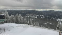 view from Angel Fire West View on 2018-12-01