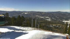 view from Angel Fire West View on 2018-12-05