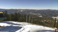 view from Angel Fire West View on 2018-12-09