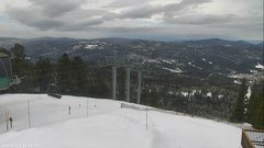 view from Angel Fire West View on 2019-03-21