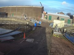 view from Dalmarnock 2 on 2019-01-14