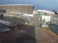 view from Dalmarnock 2 on 2019-02-09