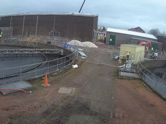 view from Dalmarnock 2 on 2019-02-12