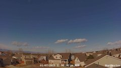 view from Weatherton on 2019-01-07