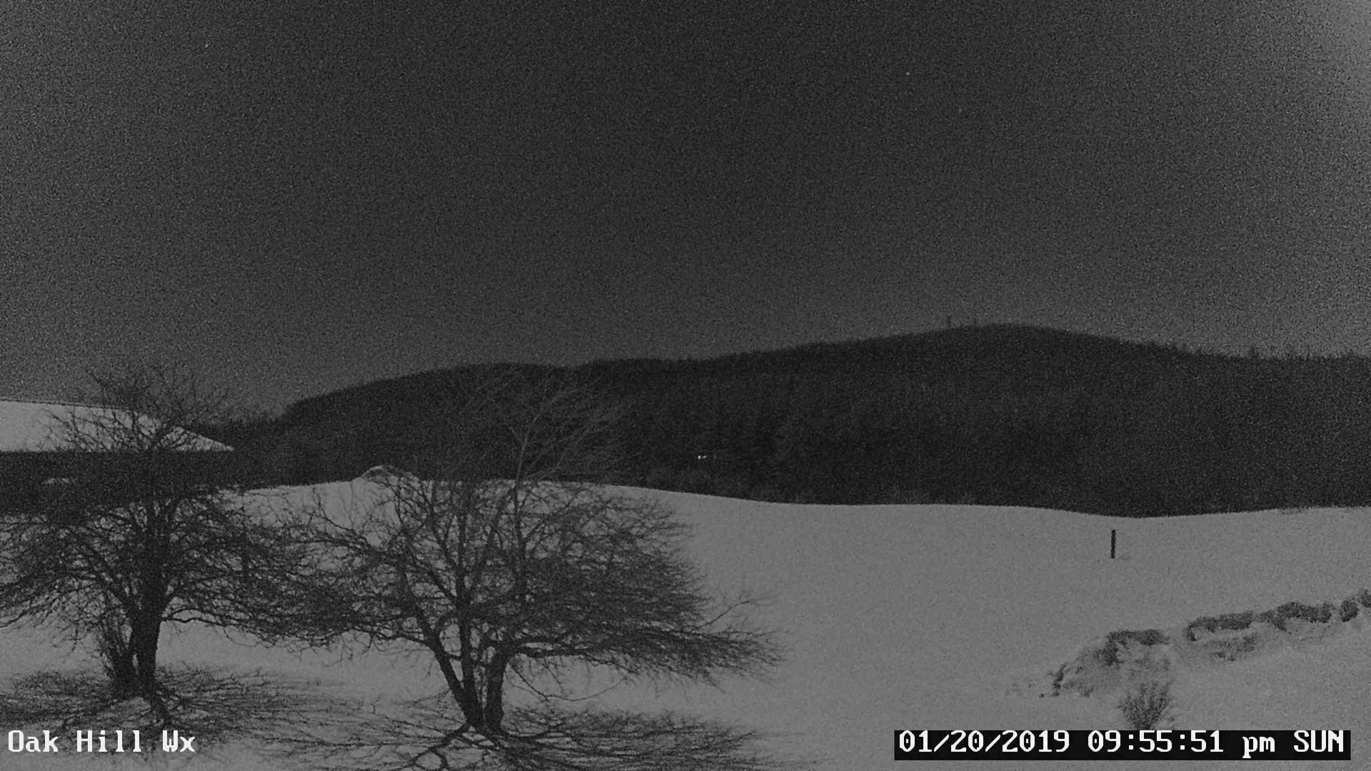 lunar_eclipse time-lapse clip from webcam 'Oak Hill Wx