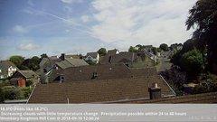 view from Wembury, Devon. Knighton Hill Cam on 2018-09-10