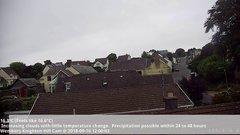 view from Wembury, Devon. Knighton Hill Cam on 2018-09-16