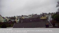 view from Wembury, Devon. Knighton Hill Cam on 2019-03-12