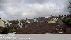 view from Wembury, Devon. Knighton Hill Cam on 2019-03-13