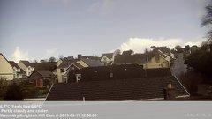 view from Wembury, Devon. Knighton Hill Cam on 2019-03-17