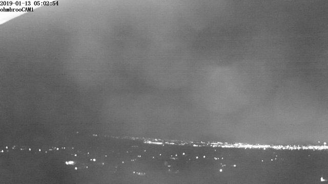 time-lapse frame, 2019-01-13_Snow_Clip webcam
