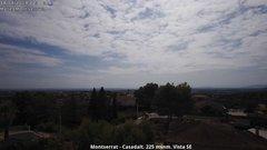 view from Montserrat - Casadalt (Valencia - Spain) on 2018-08-14